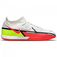 [해외]나이키 Phantom GT2 Academy Dynamic Fit IC Indoor Football Shoes 3138253608 White / Bright Crimson-Volt