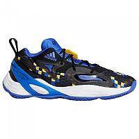 [해외]아디다스 Exhibit A Basketball Shoes 3138104790 Core Black / Sonic Ink / Ftwr White