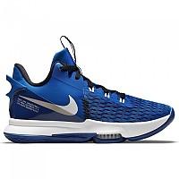 [해외]나이키 LeBron Witness 5 Basketball Shoes 3138125828 Game Royal / White / Black