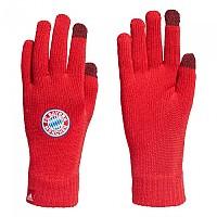 [해외]아디다스 FC Bayern Munich 21/22 Gloves 3138102662 Fcb True Red / White