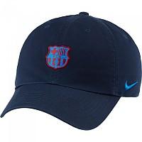 [해외]나이키 FC Barcelona Heritage 86 Cap 3138252936 Obsidian / Soar