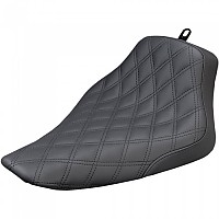 [해외]새들맨 Harley Davidson FLS Renegade LS Solo Seat 9137363565 Black