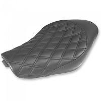 [해외]새들맨 Harley Davidson XL 4.5 Sportster Renegade LS Solo Seat 9137363874 Black