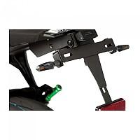 [해외]PUIG Stick Rear Turn Signals Honda NT650V Deauville 01 9138287121 Black