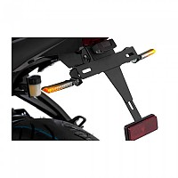 [해외]PUIG Thin Turn Signals Honda NT650V Deauville 01 9138287122 Black
