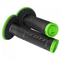 [해외]스캇 SX II+Donut Grips 9138298712 Neon Green / Black