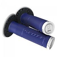 [해외]스캇 SX II+Donut Grips 9138298715 White / Blue