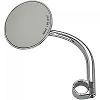 [해외]빌트웰 Round Street Large Rearview Mirror 9138320924 Chrome