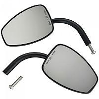 [해외]빌트웰 Tear Drop Rearview Mirror 2 Units 9138320950 Black