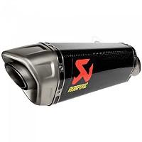 [해외]아크라포빅 머플러 Slip On Line Carbon Ninja ZX-10R 21 Homologated Ref:S-K10SO27-HRC Muffler 9138323744 Silver / Black