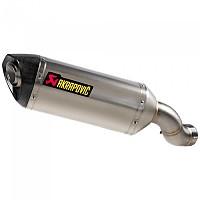 [해외]아크라포빅 머플러 Slip On Line Titanium Z900 (A2) 20 Homologated Ref:S-K9SO8-HZT/1 Muffler 9138323753 Silver / Black