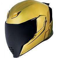 [해외]ICON Airflite MIPS Jewel Full Face Helmet 9138335802 Gold