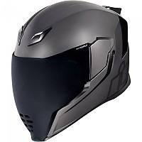 [해외]ICON Airflite MIPS Jewel Full Face Helmet 9138335803 Silver