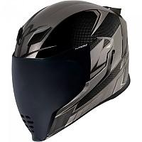 [해외]ICON Airflite Ultrabolt Full Face Helmet 9138335811 Black
