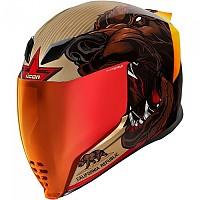 [해외]ICON Airflite Ursa Major Full Face Helmet 9138335816 Gold