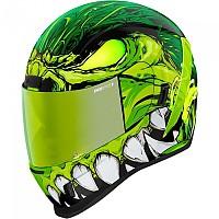 [해외]ICON Airform Manik´R Full Face Helmet 9138335831 Green