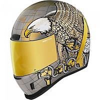 [해외]ICON Airform Semper FI Full Face Helmet 9138335848 Gold