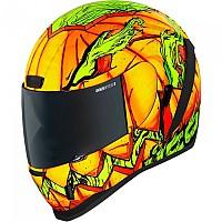 [해외]ICON Airform Trick Or Street Full Face Helmet 9138335854 Orange