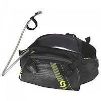 [해외]스캇 Hydro Qualifier Waist Pack 9138335700 Black / Neon Yellow