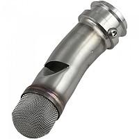 [해외]아크라포빅 머플러 Noise Damper Ref:P-SA015 9138323720 Silver