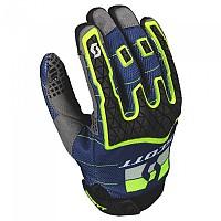 [해외]스캇 Enduro Gloves 9138335685 Blue / Yellow