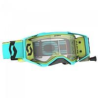 [해외]스캇 Prospect WFS Goggles 9138335719 Teal Blue / Yellow