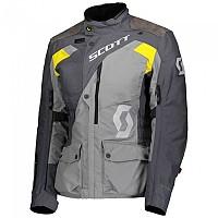 [해외]스캇 Dualraid Dryo Jacket 9138298508 Grey / Yellow