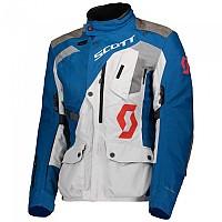 [해외]스캇 Dualraid Dryo Jacket 9138298511 Sapphire Blue / Lunar Grey