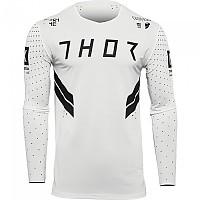 [해외]THOR Prime Hero Long Sleeve Jersey 9138187024 Black / White