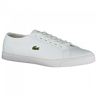 [해외]라코스테 Marcel LCR Trainers 15136195866 White / White