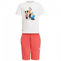 [해외]아디다스 ORIGINALS Disney Mickey And Friends Set 15138115194 White / Core Pink S17