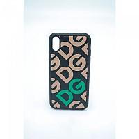 [해외]돌체앤가바나 Phone Cover XR Case Black
