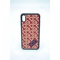 [해외]돌체앤가바나 Phone Cover XS Max Case Dark Red