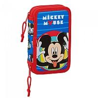 [해외]SAFTA Mickey Mouse Me Time Double Filled 28 Pieces Blue / Red