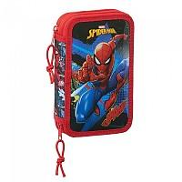 [해외]SAFTA Spiderman Double Filled 28 Pieces Red