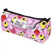[해외]HYDROPONIC Panther Pencil Case Pink Faces