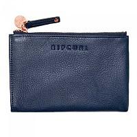 [해외]립컬 Mini Rfid Leather Coin Purse Wallet Navy