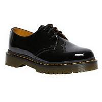 [해외]닥터마틴 1461 Bex 3-Eye Patent Lamper Shoes Black