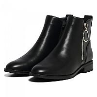 [해외]ONLY Bobby 22 Pu Leather Boots Black
