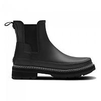 [해외]헌터 Refined Chelsea Stitch Deta Boots Black