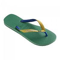 [해외]하바이아나스 Brasil Mix Flip Flops Refurbished Tropical Green