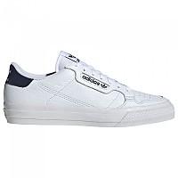 [해외]아디다스 ORIGINALS Continental Vulc Trainers Refurbished Footwear White / Footwear White / Collegiate Navy