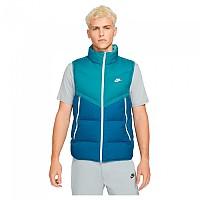 [해외]나이키 Sportswear Storm-FIT Windrunner Vest Riftblue / Court Blue / Sail / Sail