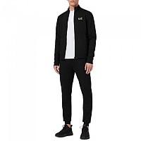 [해외]EA7 8NPV51 Track Suit Black