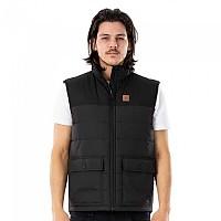 [해외]립컬 Anti Series Ridge Vest Washed Black