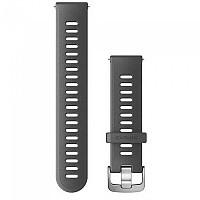 [해외]가민 Quick Release Strap 20mm 4138273369 Monterra Grey