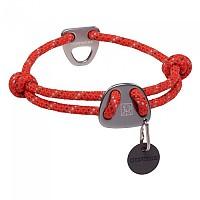 [해외]러프웨어 Knot Collar 4138328168 Red Sumac