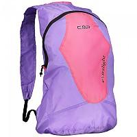 [해외]CMP Packable 15L Backpack 4138309465 Lilac / Gloss