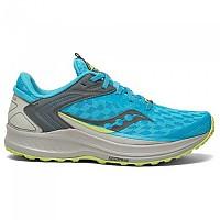 [해외]써코니 Canyon TR2 Trail Running Shoes 4138273461 Blaze / Lime