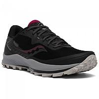 [해외]써코니 Peregrine 11 Goretex Trail Running Shoes 4138273511 Black / Cherry